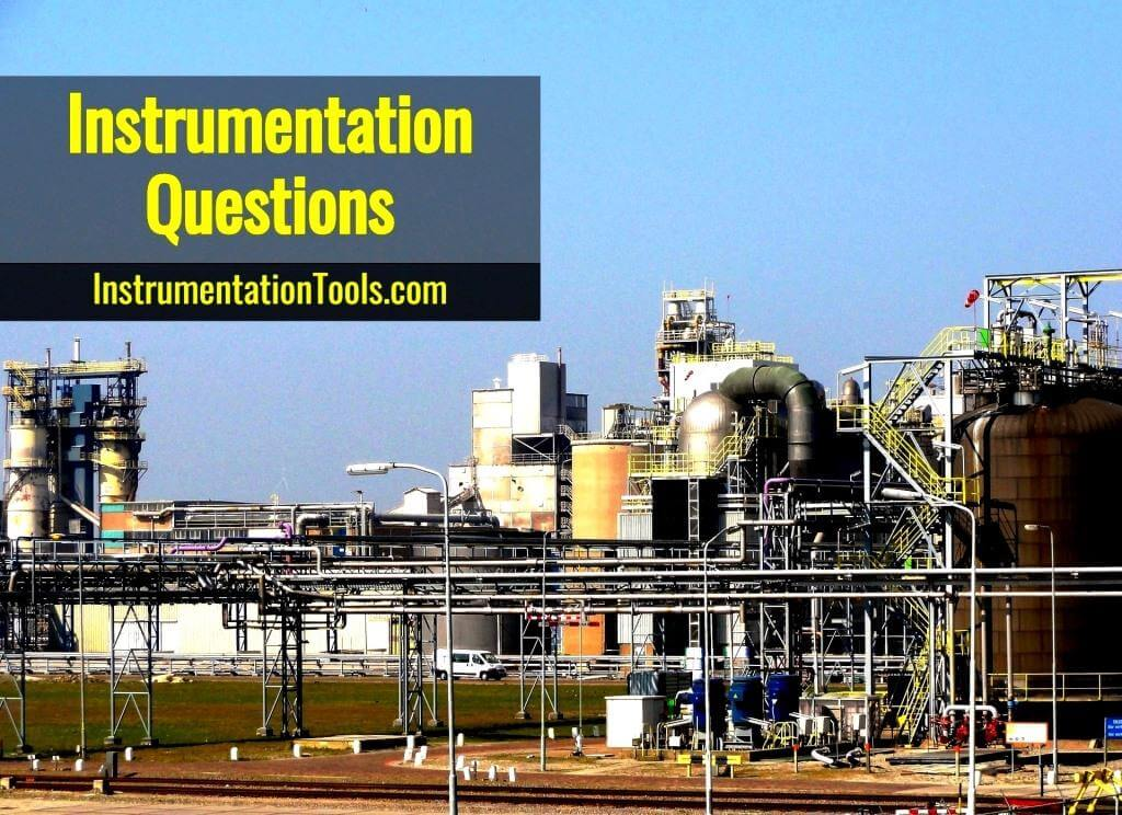Interview Questions on Instrumentation