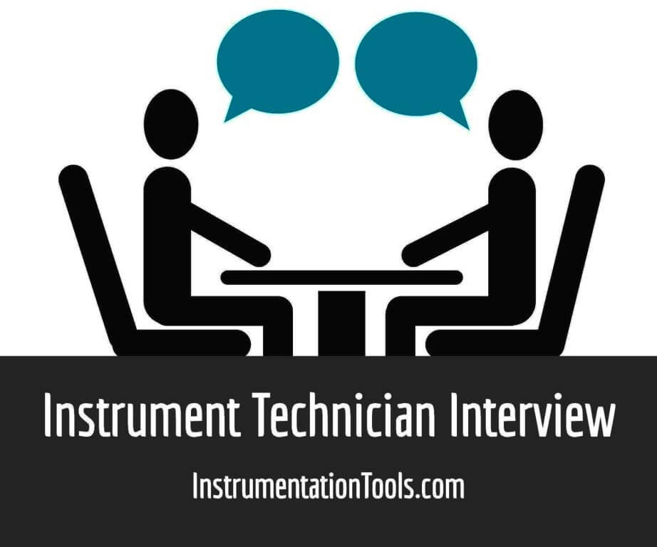 Instrument Technician Questions and Answers