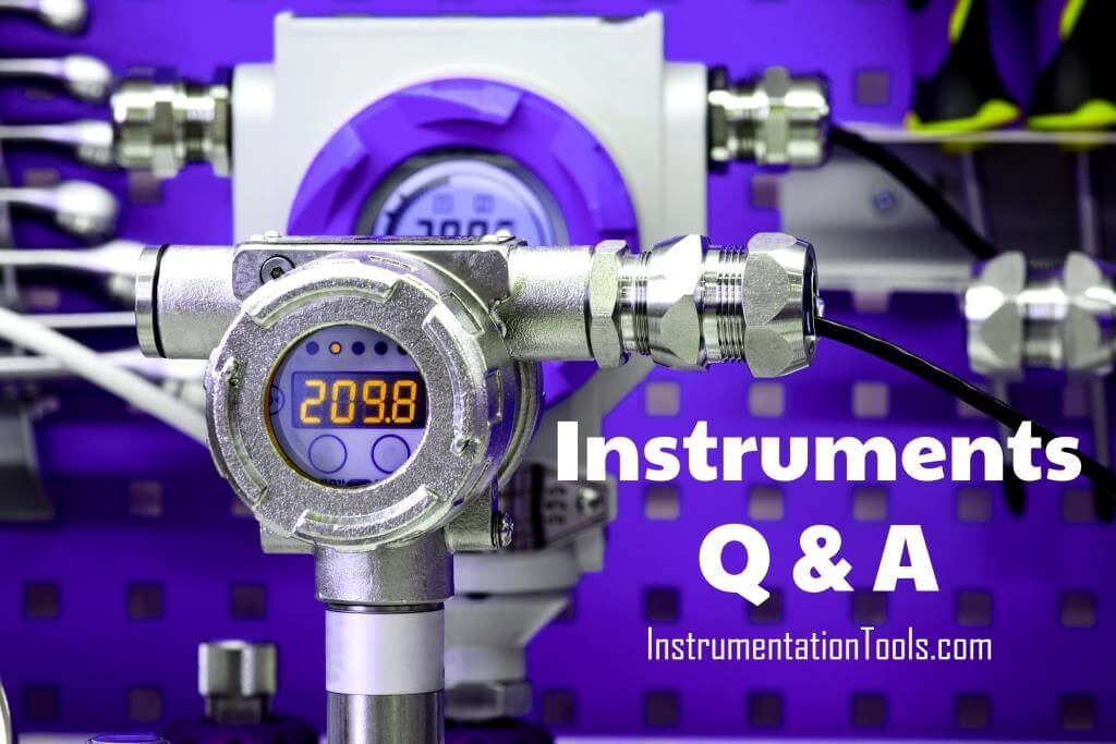 Measuring Instruments Questions and Answers