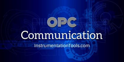 OPC Communication Interview Questions Answers
