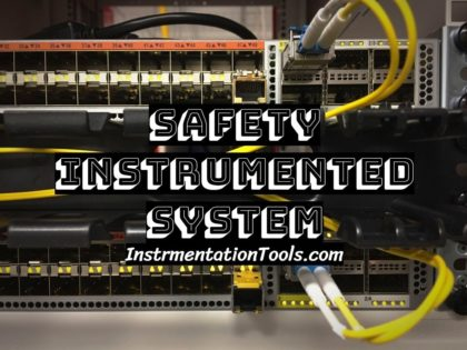 Safety Instrumented System Interview Questions Answers