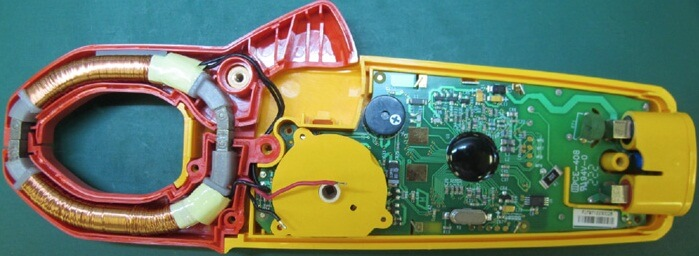 Clamp Meters using Current Transformer
