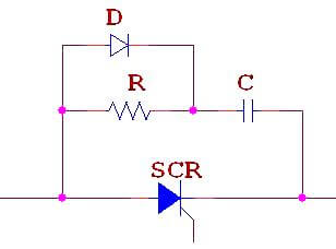 RC snubber circuits