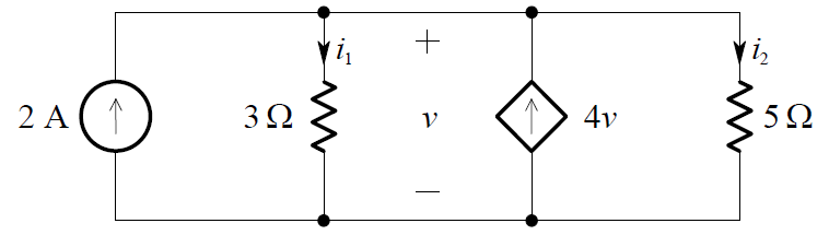 dependent-current-source-circuit-example