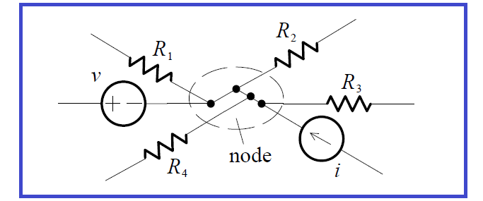 Kirchhoff's-Current-Law-Circuit