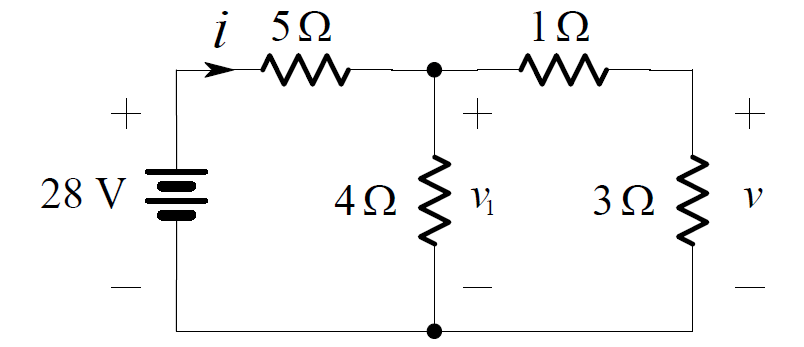 voltage-divider-rule-circuit-example