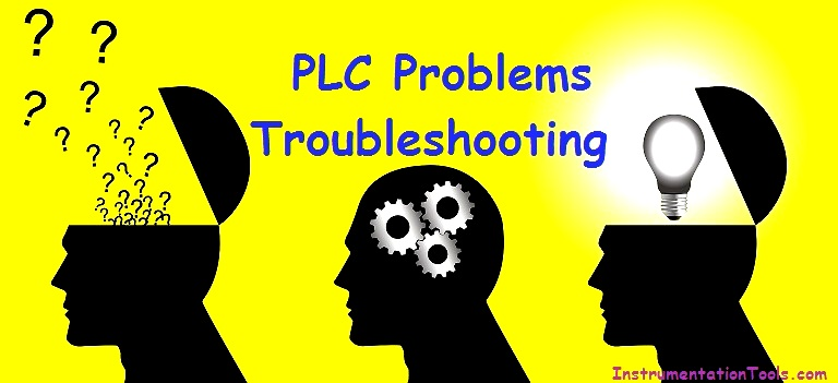 PLC Problems Troubleshooting