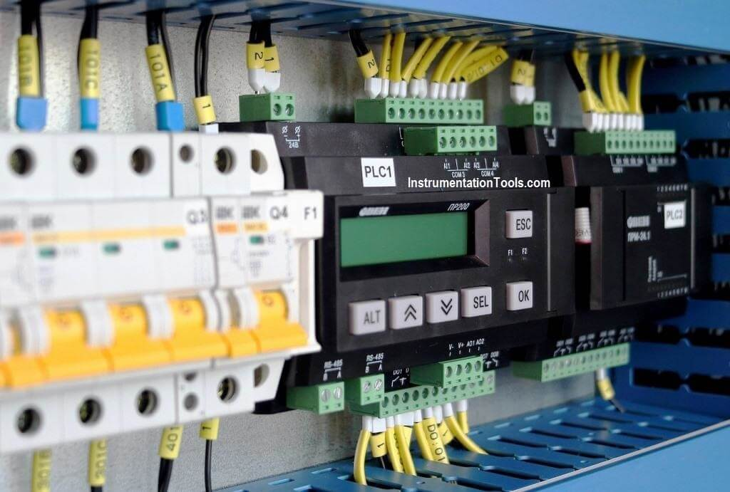 Compare DCS and PLC