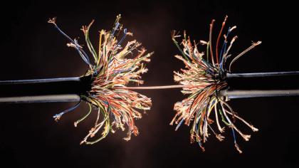 Twisted Pair Cable Noise Supression
