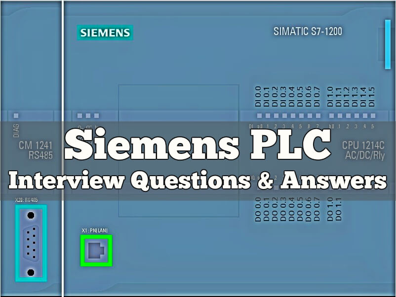Siemens PLC Interview Questions & Answers