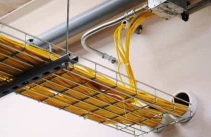 Cable Tray Routing