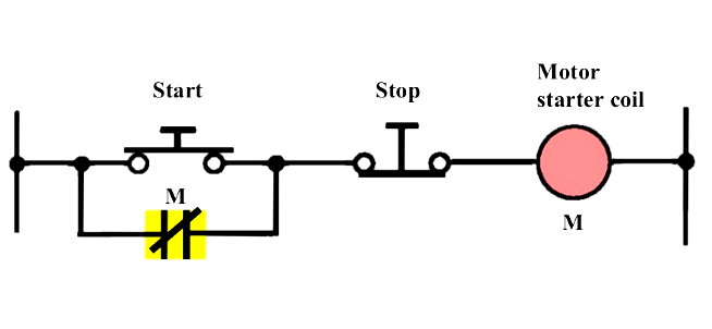 Seal-in Circuit