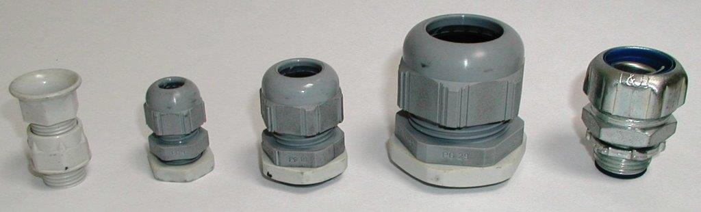 Types Cable Gland