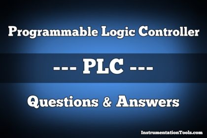 Programmable Logic Controller (PLC) Questions and Answers
