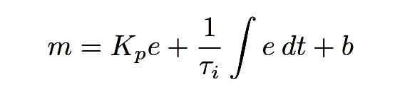 Integral Control Theory
