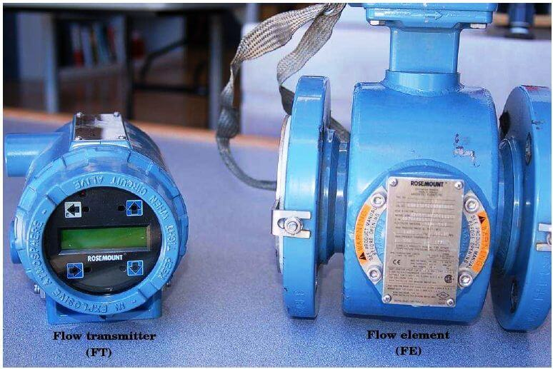 Magnetic Flow Transmitter