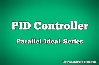 PID Controller Types