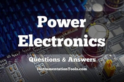 Power Electronics Objective Questions