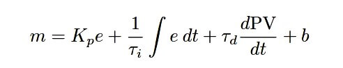 Rate Controller Equation
