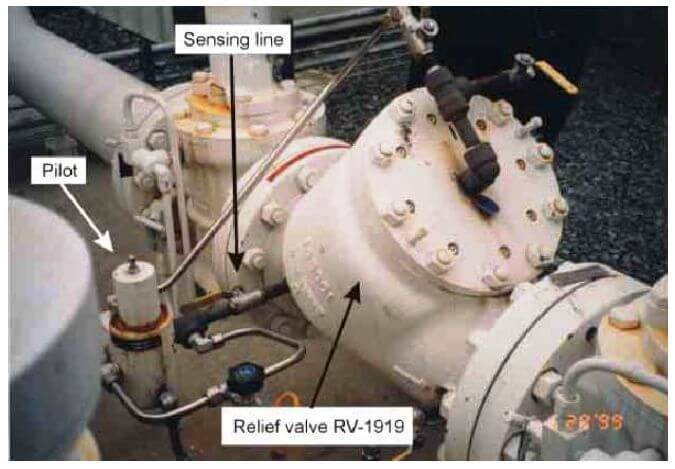 Pilot-operated Safety and Relief Valves