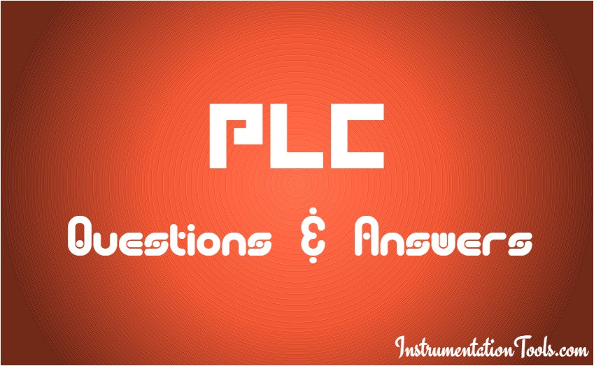 Programmable Logic Controller Questions