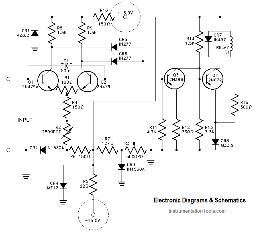 Electronic Diagrams and Schematics