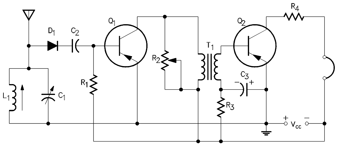 Examples of Electronic Schematic Diagrams