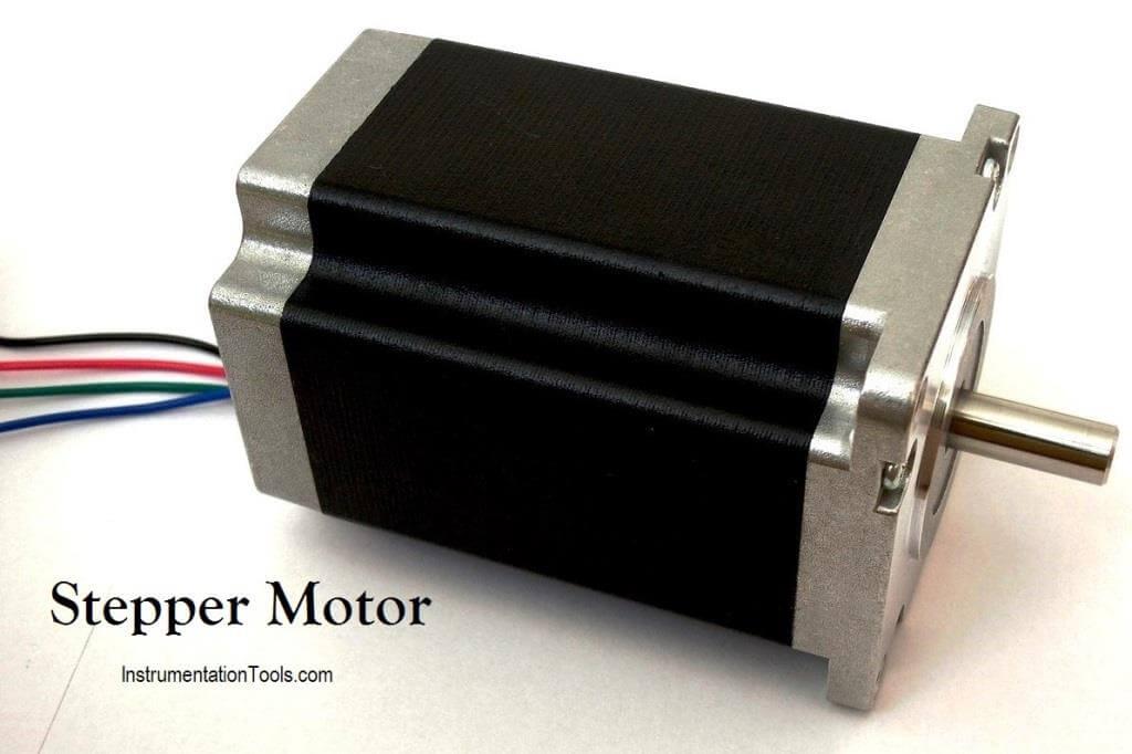 Stepper Motor Image