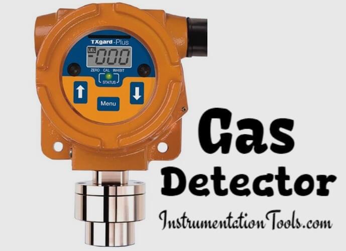 Gas Detector Principle