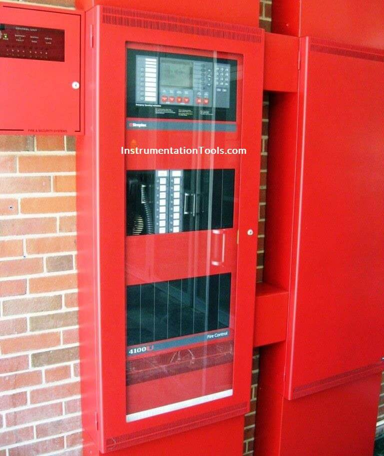 Fire Alarm System Working