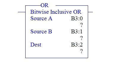 Bitwise OR Instruction