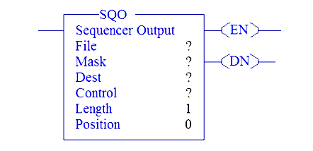 PLC Sequencer Instruction