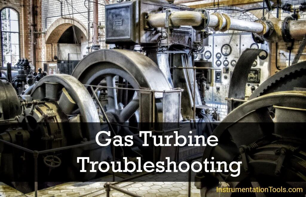 Gas Turbine Troubleshooting Guide