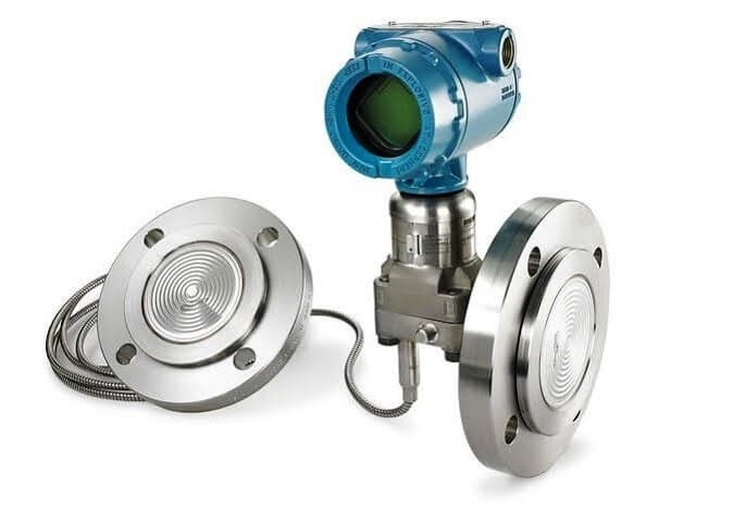 Remote Diaphragm Seal Transmitter for Vacuum Application