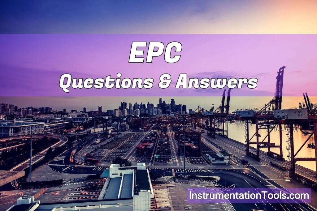 EPC Questions and Answers