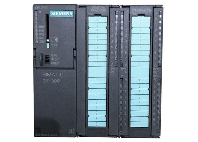 CPU Communication Ports in Siemens PLC