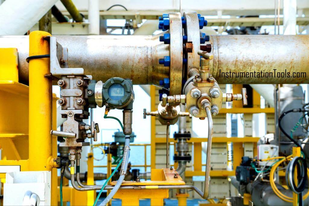 Pressure Temperature Compensation Flow Measurement