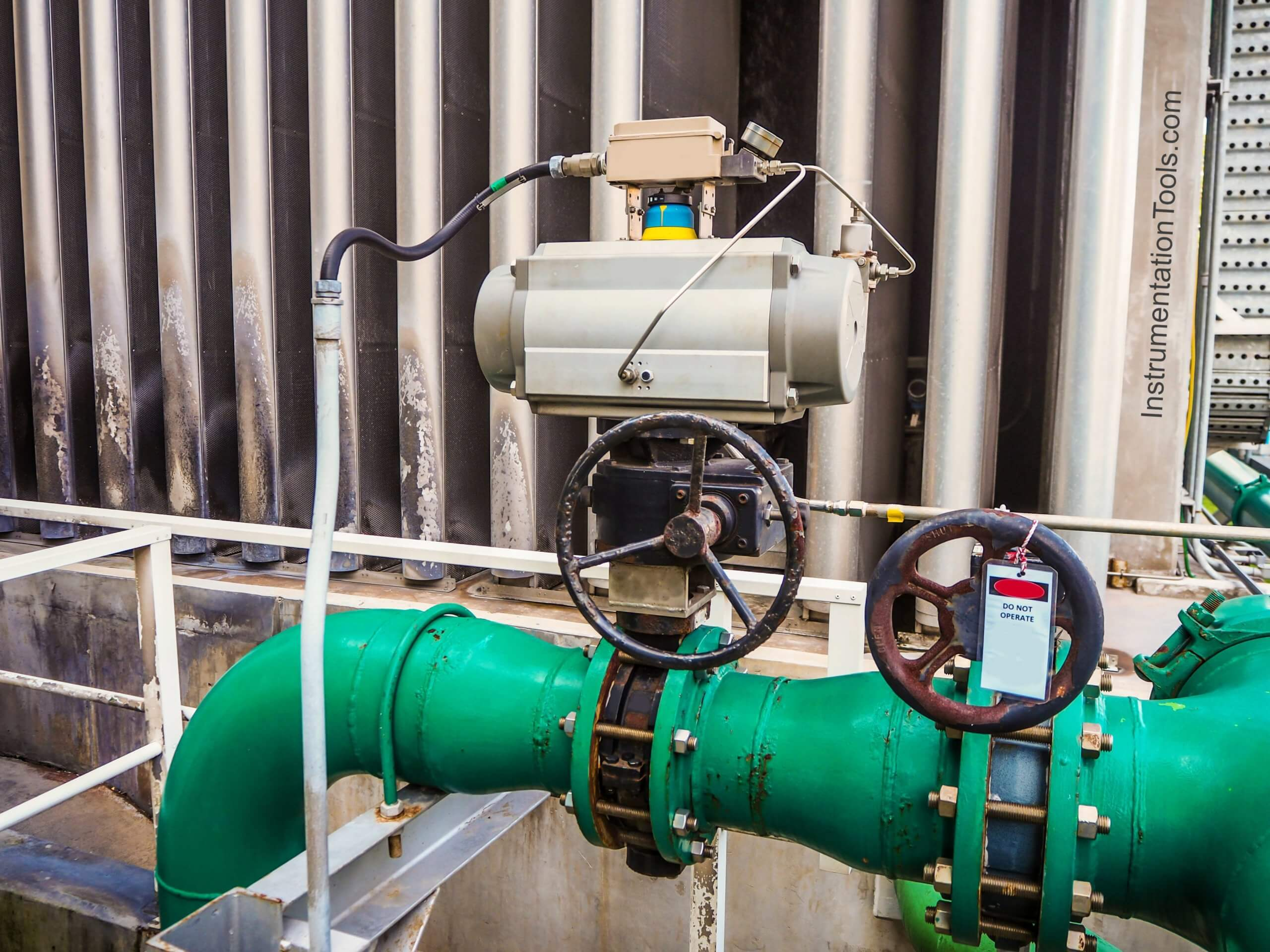 Pneumatic Piping Design and Specification