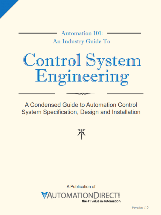 An Industry Guide to Control System Engineering