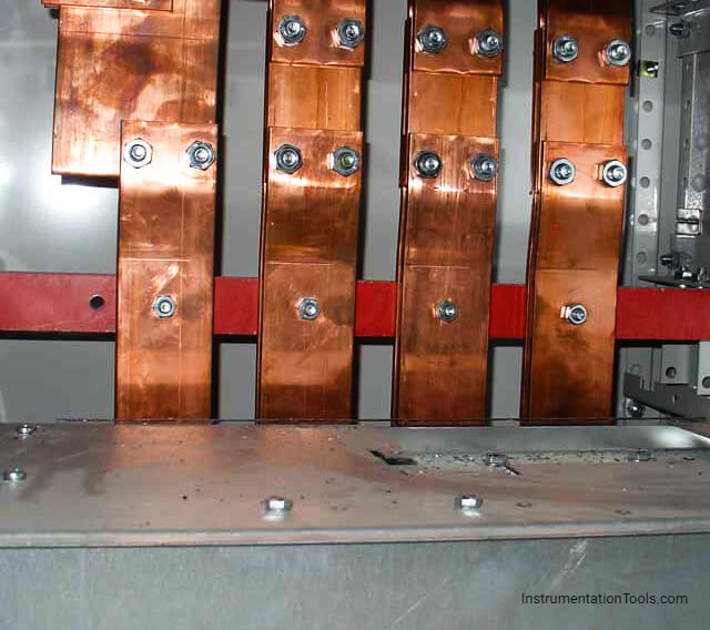 Types of busbars