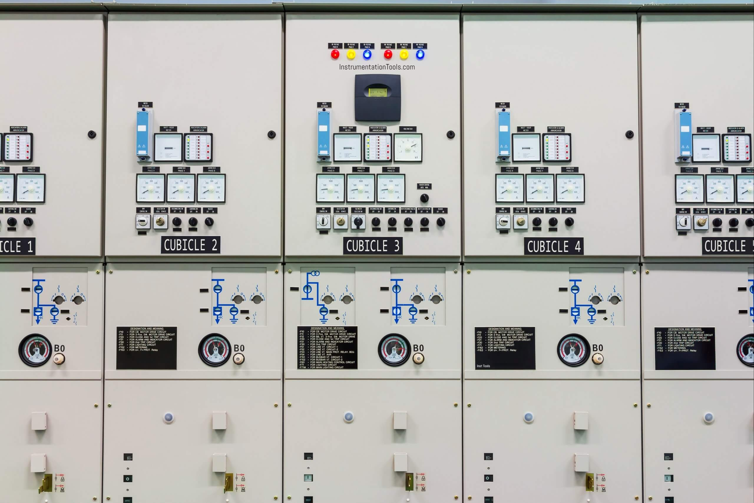 What is Switchgear and Electrical Substation?