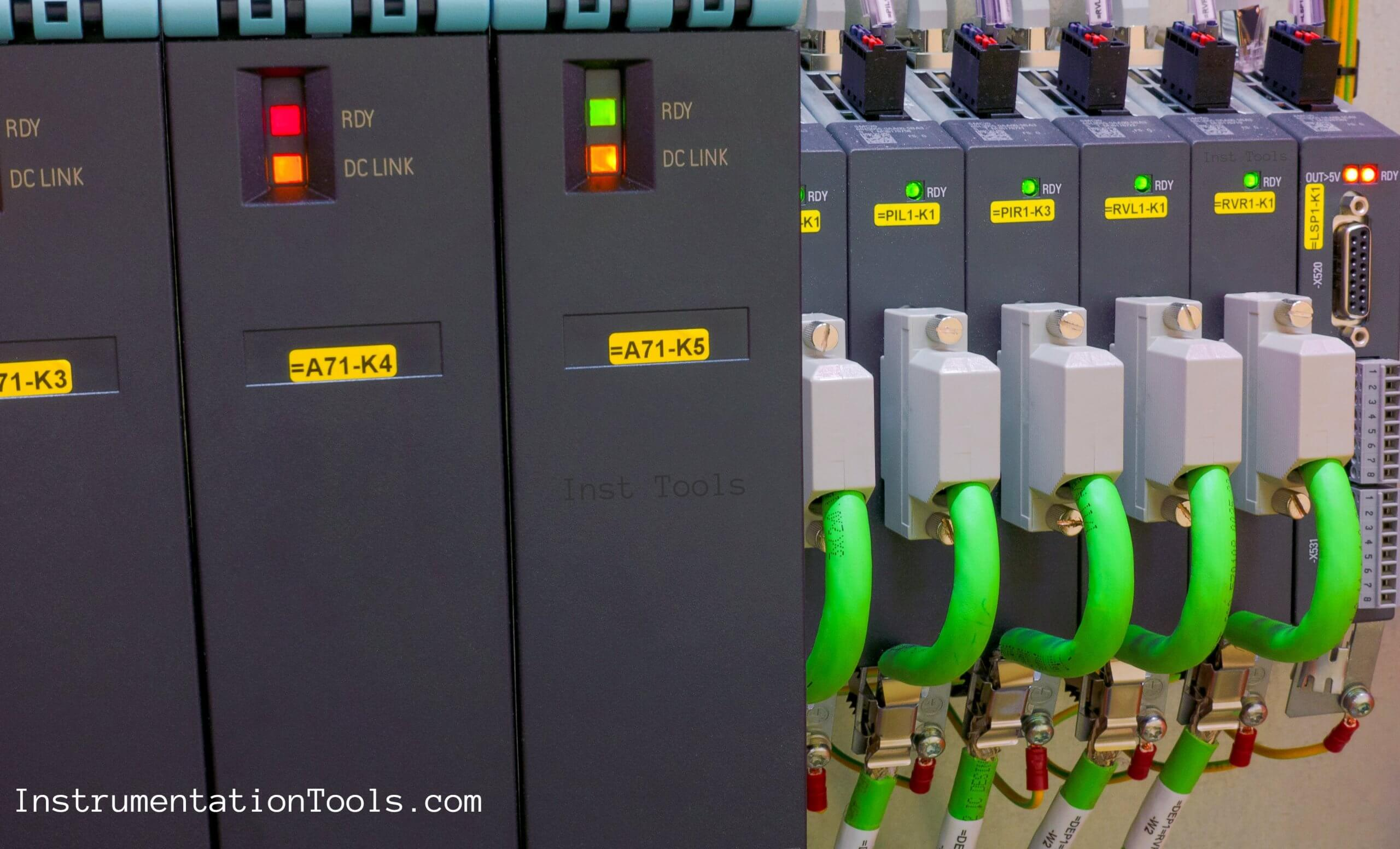 Control Methods in Servo Drives and Controllers