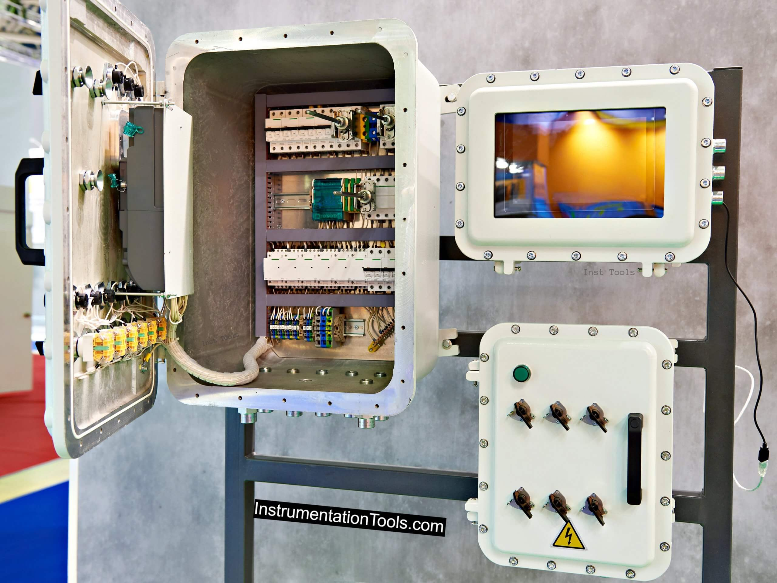 Instrument Junction Box Specification