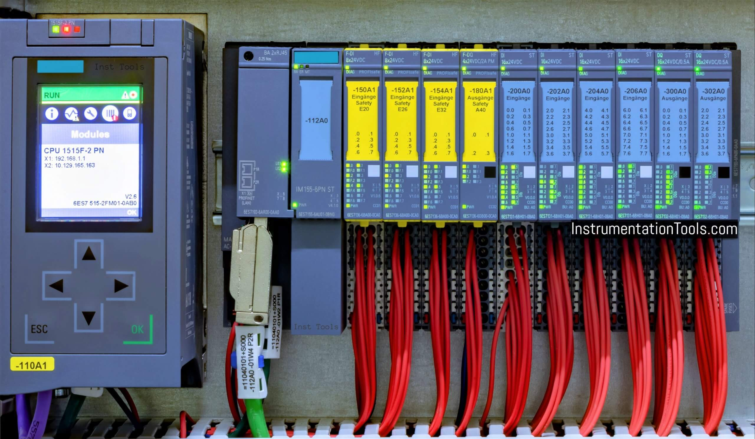 Types of Digital Outputs in PLC