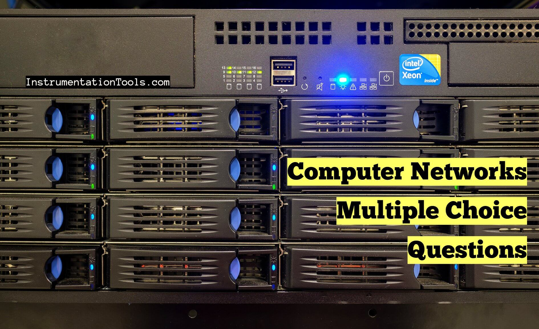Computer Networks Multiple Choice Questions