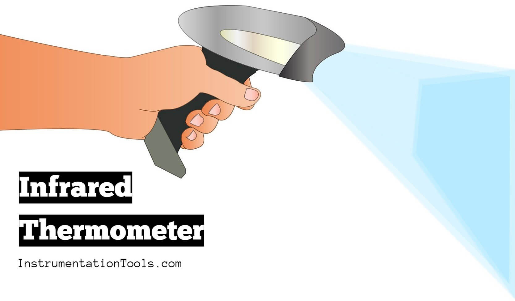 Infrared Thermometer Operation