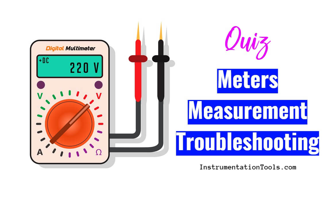 Quiz on Electrical Meters and Measurement