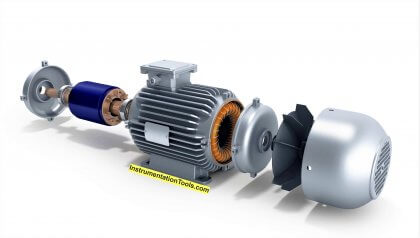 Components of Electrical Motor