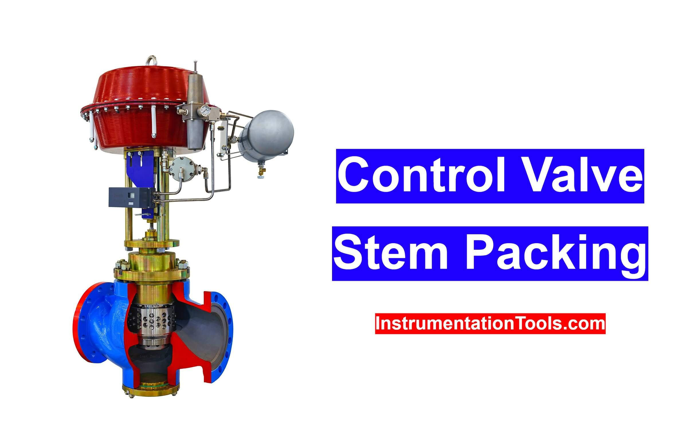 How to Remove Control Valve Stem Packing Procedure