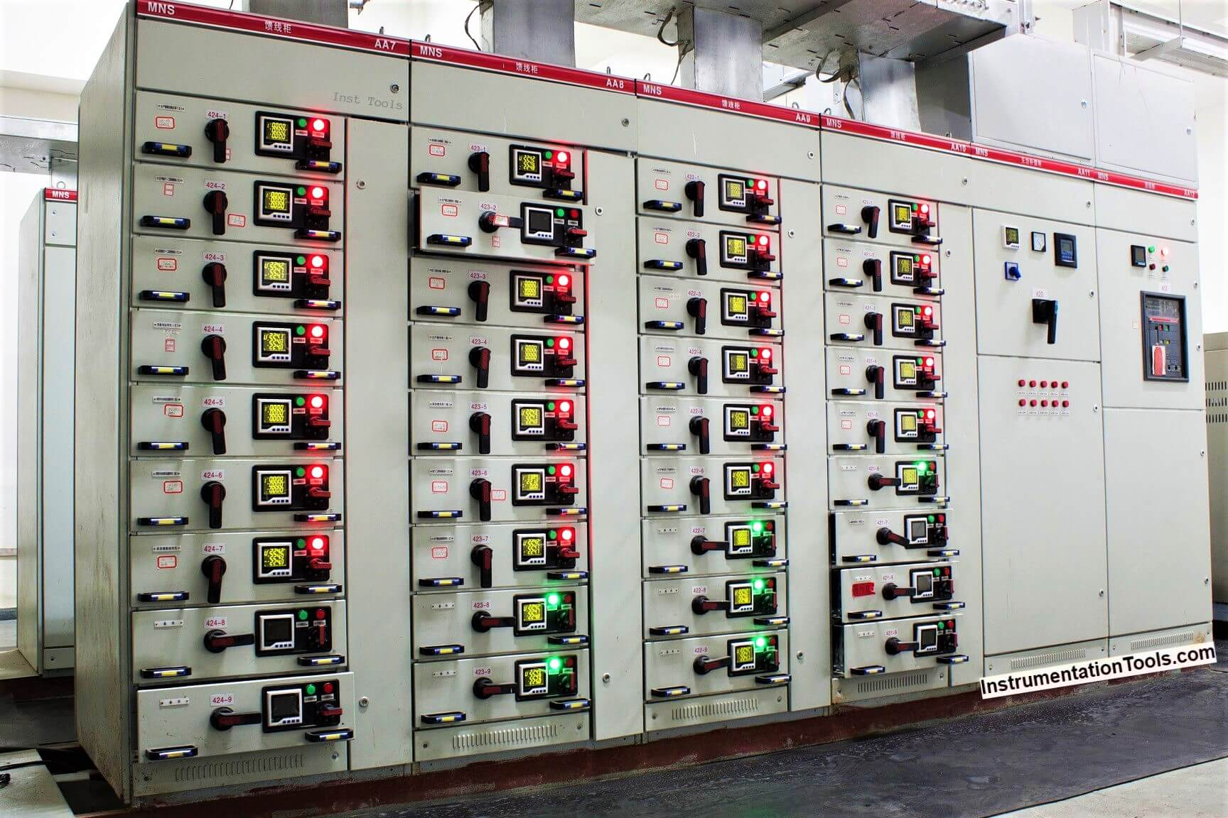 Poorly Built Switchgears